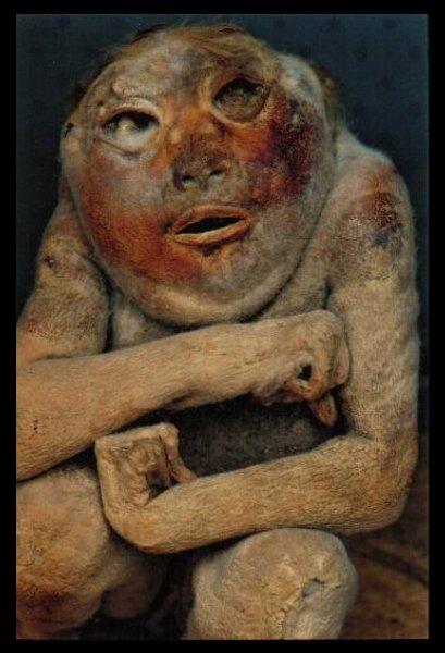 Gundula Schule Eldowy: o.T. Trujillo · 2001 · aus: Das unfassbare Gesicht