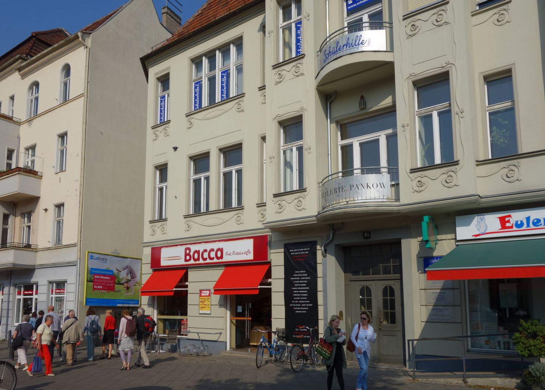 Galerie Pankow, Breite Straße 8, 13187 Berlin