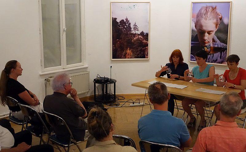Die Maulwerker in der Galerie Pankow 2016