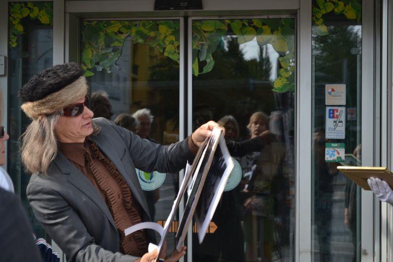 Artistwalk: Olf Kreisel