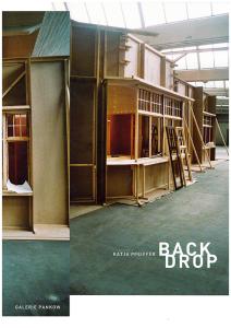Umschlag des Katalogs von Katja Pfeiffer