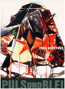 Umschlag des Katalogs von Theo Boettger