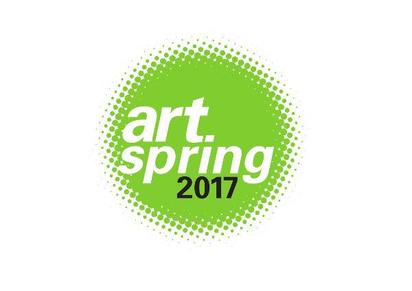 Logo der Veranstaltung artspring