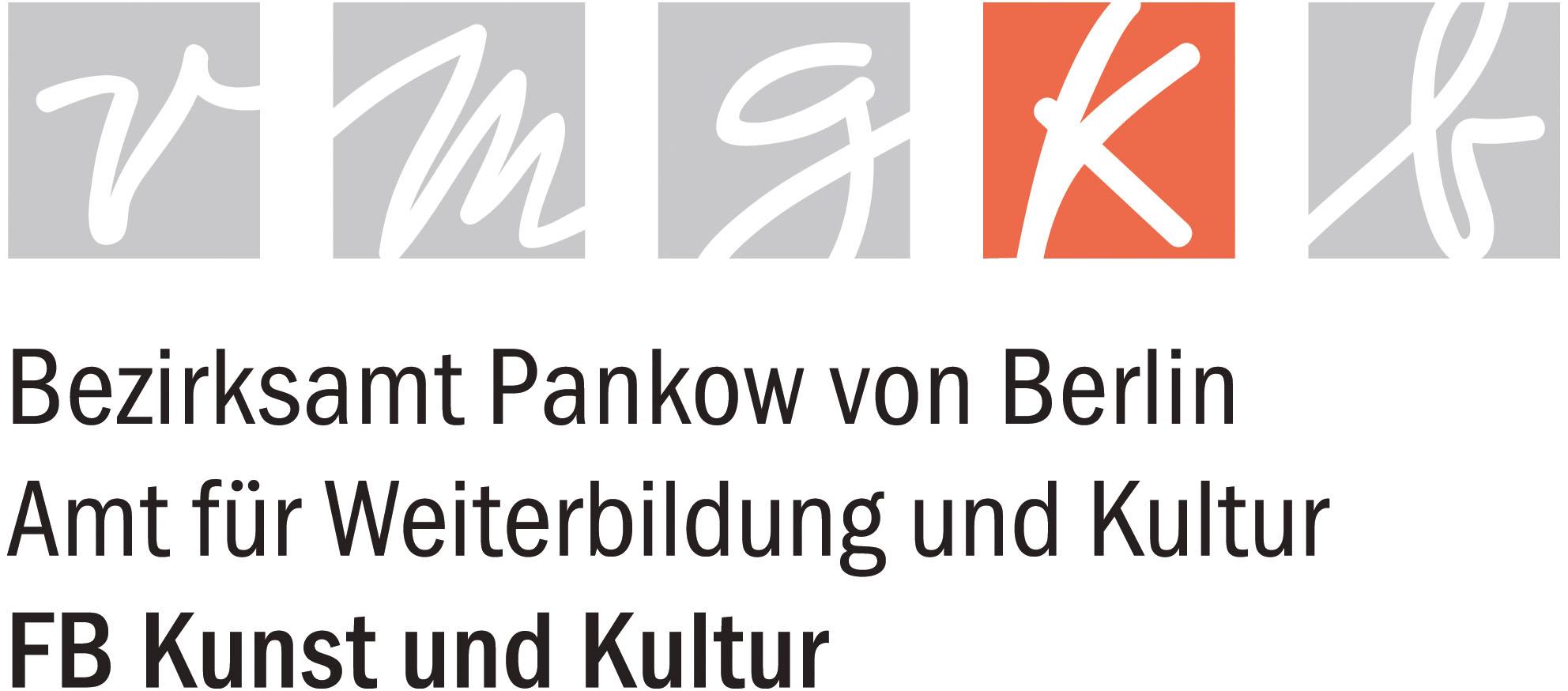 Pankow Logo Amt Kunst und Kultur